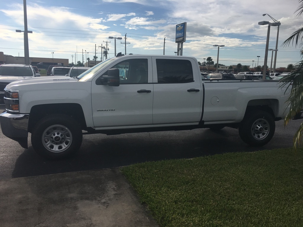2019 Silverado 3500 Crew Cab 4x4,  Pickup #NC9072 - photo 4