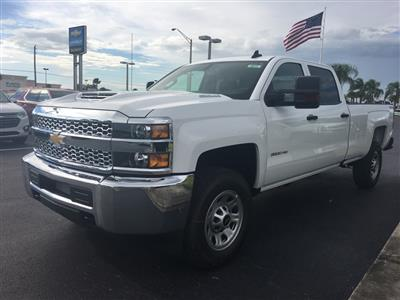 2019 Silverado 3500 Crew Cab 4x4,  Pickup #NC9072 - photo 3