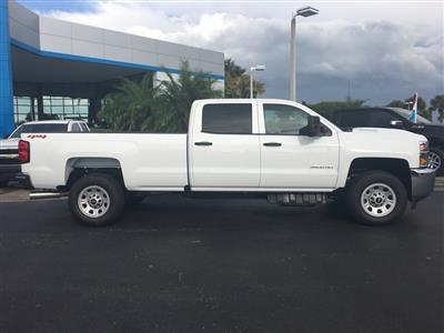 2019 Silverado 3500 Crew Cab 4x4,  Pickup #NC9072 - photo 8