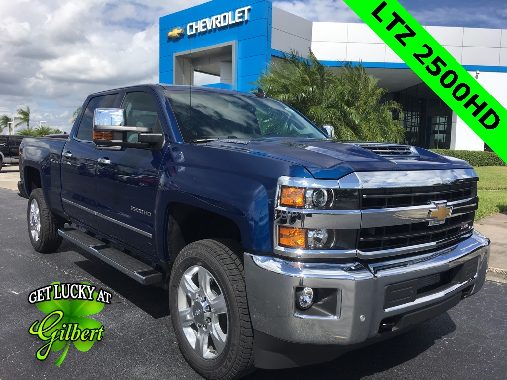 2019 Silverado 2500 Crew Cab 4x4,  Pickup #NC9073 - photo 1