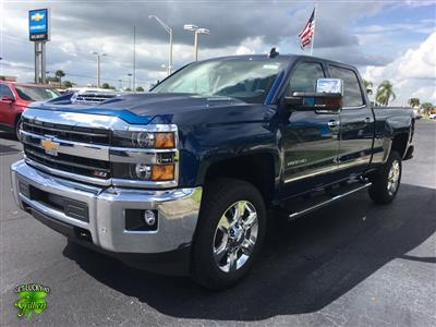 2019 Silverado 2500 Crew Cab 4x4,  Pickup #NC9073 - photo 6