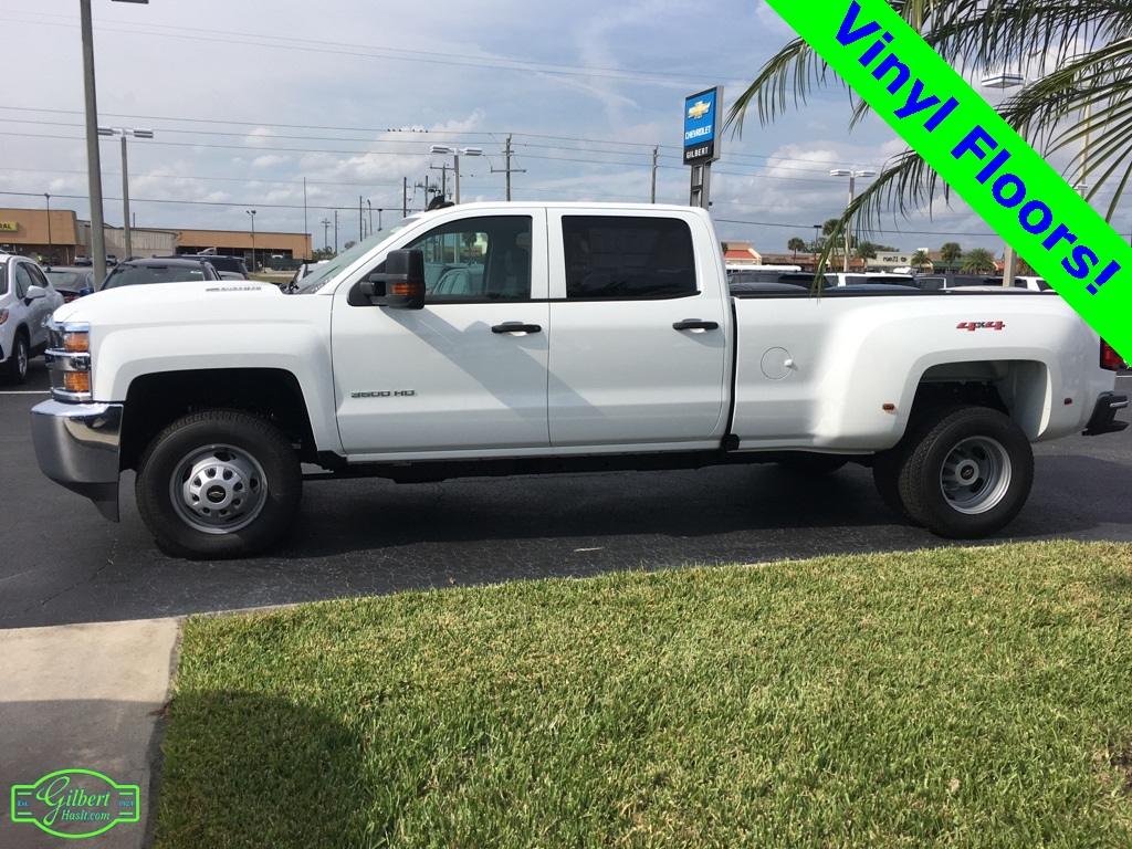 2019 Silverado 3500 Crew Cab 4x4,  Pickup #NC9076 - photo 5