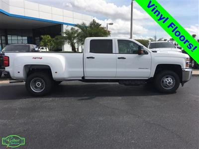 2019 Silverado 3500 Crew Cab 4x4,  Pickup #NC9076 - photo 9