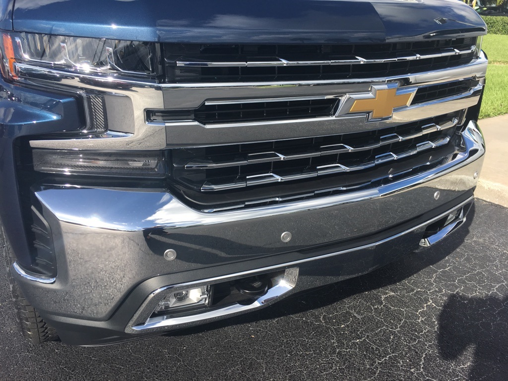 2019 Silverado 1500 Crew Cab 4x4,  Pickup #NC9086 - photo 9