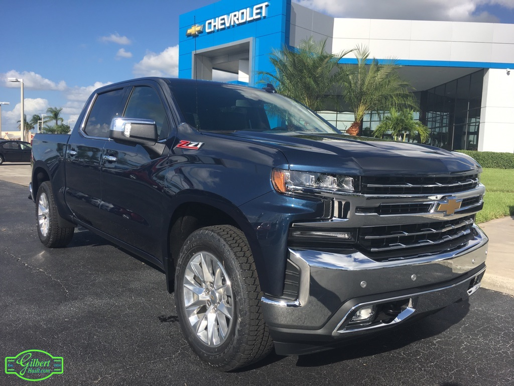 2019 Silverado 1500 Crew Cab 4x4,  Pickup #NC9086 - photo 1