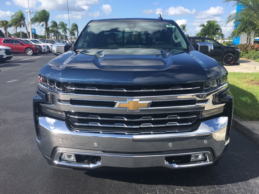 2019 Silverado 1500 Crew Cab 4x4,  Pickup #NC9086 - photo 3
