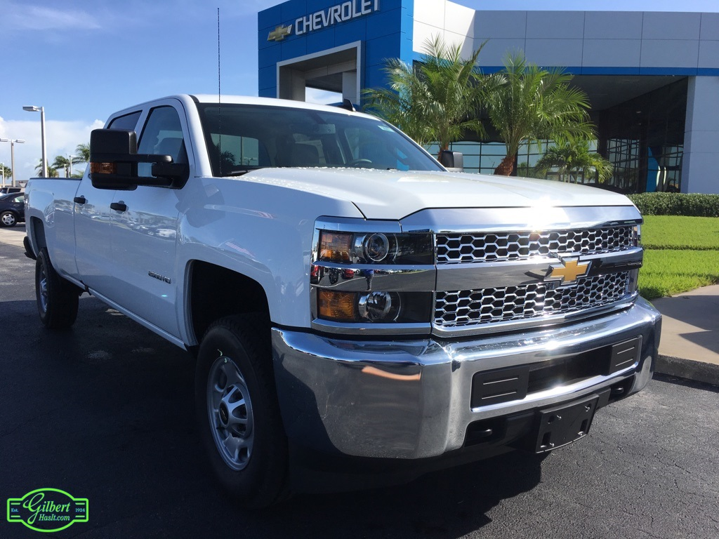 2019 Silverado 2500 Crew Cab 4x4,  Pickup #NC9087 - photo 1