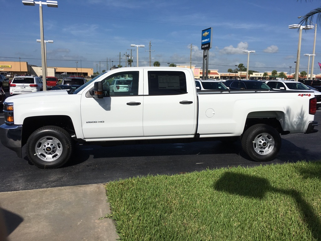 2019 Silverado 2500 Crew Cab 4x4,  Pickup #NC9087 - photo 5