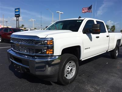 2019 Silverado 2500 Crew Cab 4x4,  Pickup #NC9087 - photo 4