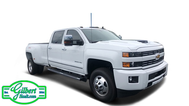 2019 Silverado 3500 Crew Cab 4x4,  Pickup #NC9092 - photo 1
