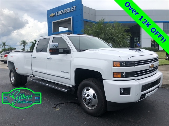 2019 Silverado 3500 Crew Cab 4x4,  Pickup #NC9092 - photo 3