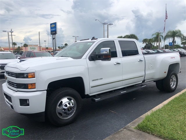 2019 Silverado 3500 Crew Cab 4x4,  Pickup #NC9092 - photo 2