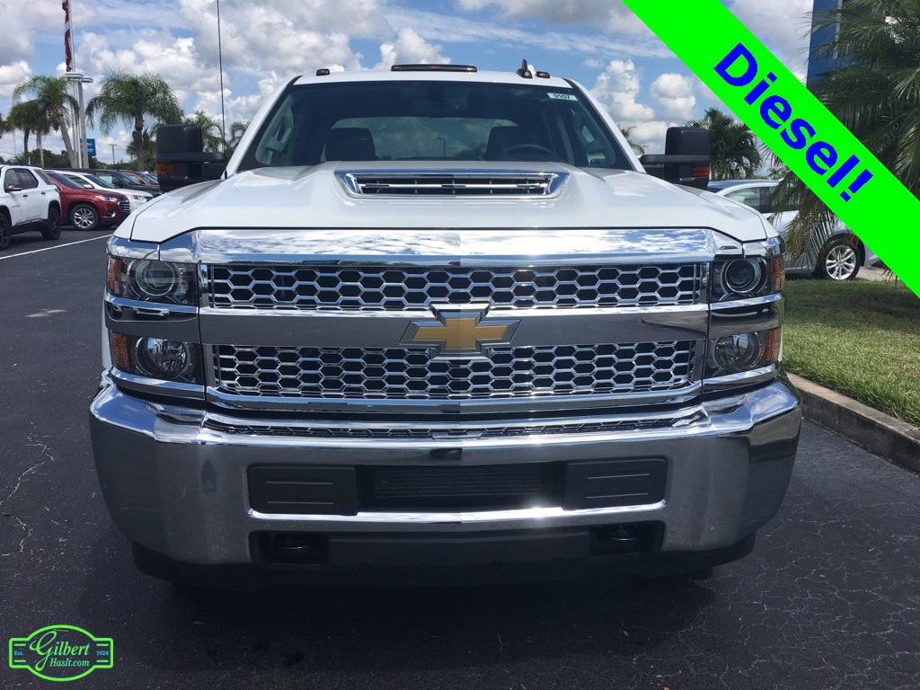 2019 Silverado 3500 Crew Cab 4x4,  Pickup #NC9107 - photo 3