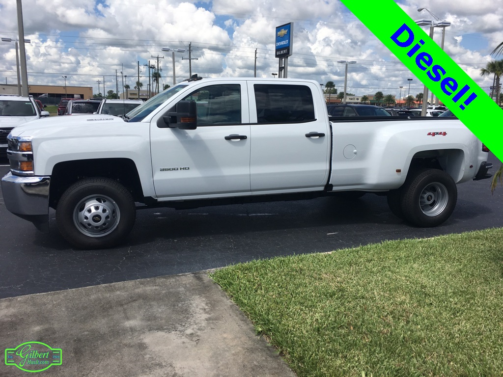 2019 Silverado 3500 Crew Cab 4x4,  Pickup #NC9107 - photo 5