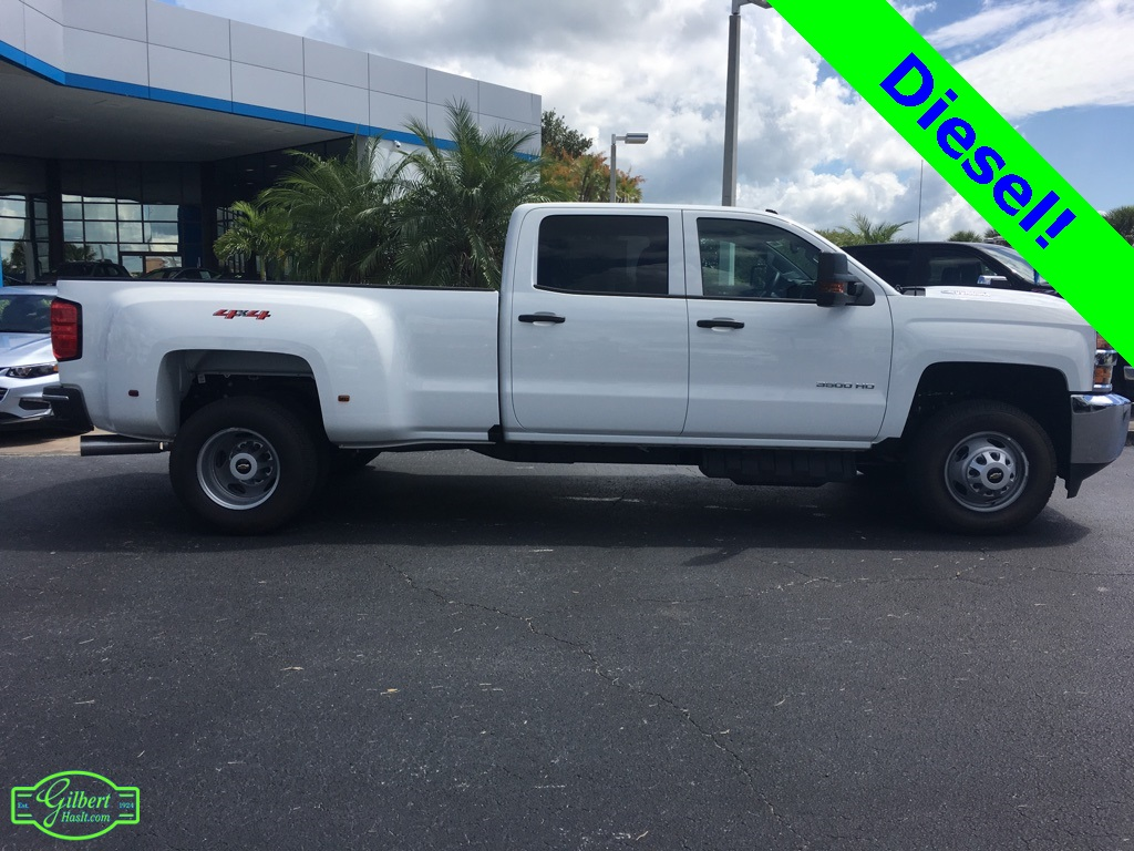 2019 Silverado 3500 Crew Cab 4x4,  Pickup #NC9107 - photo 8