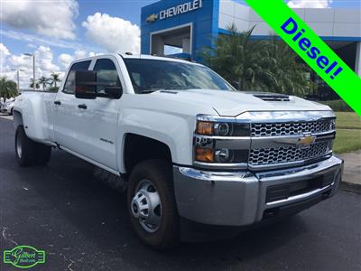 2019 Silverado 3500 Crew Cab 4x4,  Pickup #NC9107 - photo 1