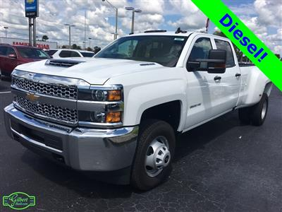 2019 Silverado 3500 Crew Cab 4x4,  Pickup #NC9107 - photo 4