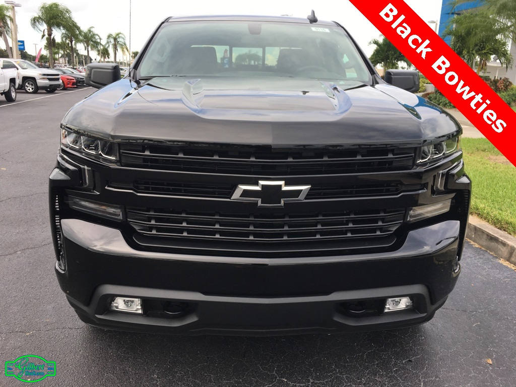 2019 Silverado 1500 Crew Cab 4x4,  Pickup #NC9116 - photo 4