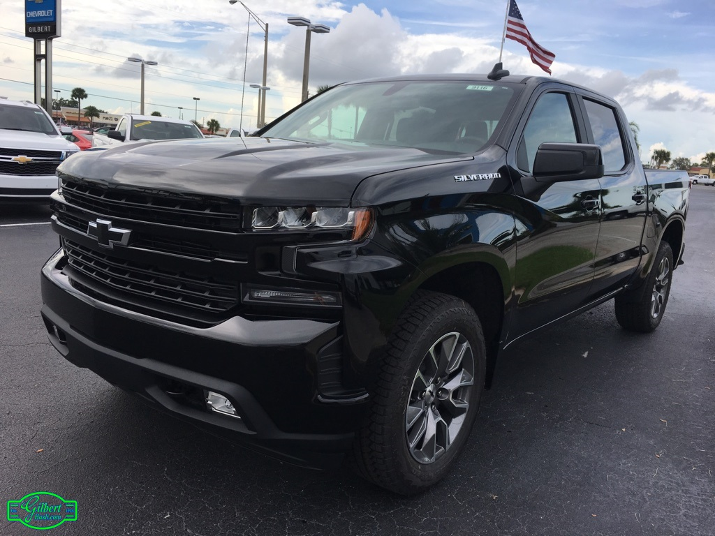 2019 Silverado 1500 Crew Cab 4x4,  Pickup #NC9116 - photo 5