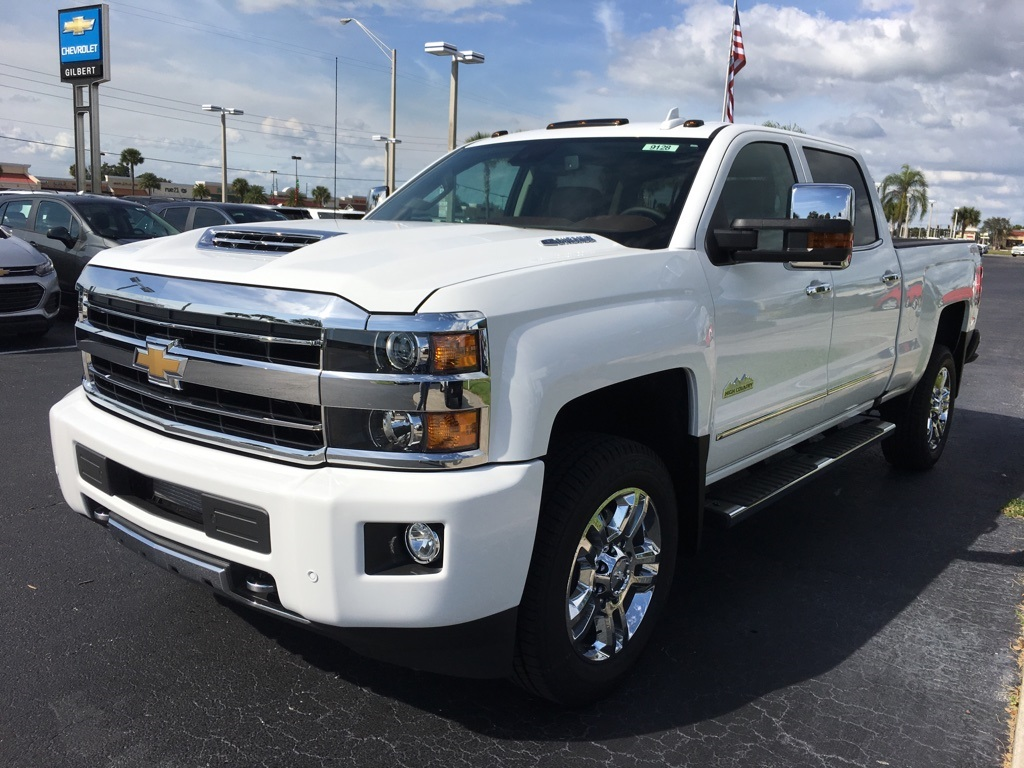 2019 Silverado 2500 Crew Cab 4x4,  Pickup #NC9128 - photo 4