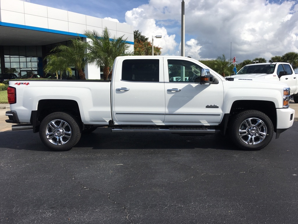 2019 Silverado 2500 Crew Cab 4x4,  Pickup #NC9128 - photo 8