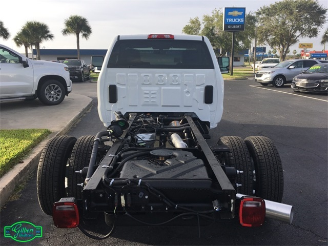 2019 Silverado 3500 Regular Cab DRW 4x4,  Cab Chassis #NC9133 - photo 12