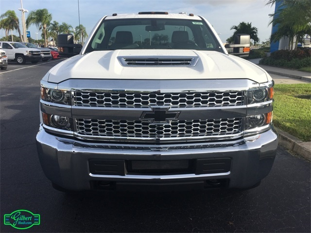 2019 Silverado 3500 Regular Cab DRW 4x4,  Cab Chassis #NC9133 - photo 5