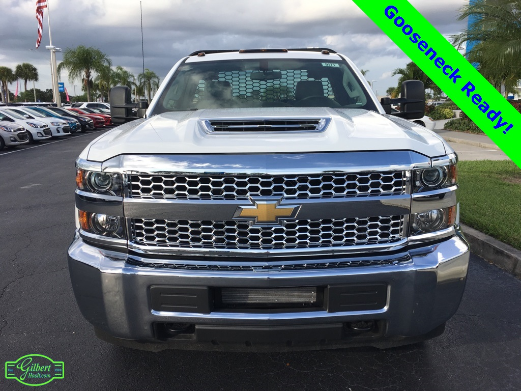 2019 Silverado 3500 Regular Cab DRW 4x4,  Knapheide Platform Body #NC9171 - photo 3