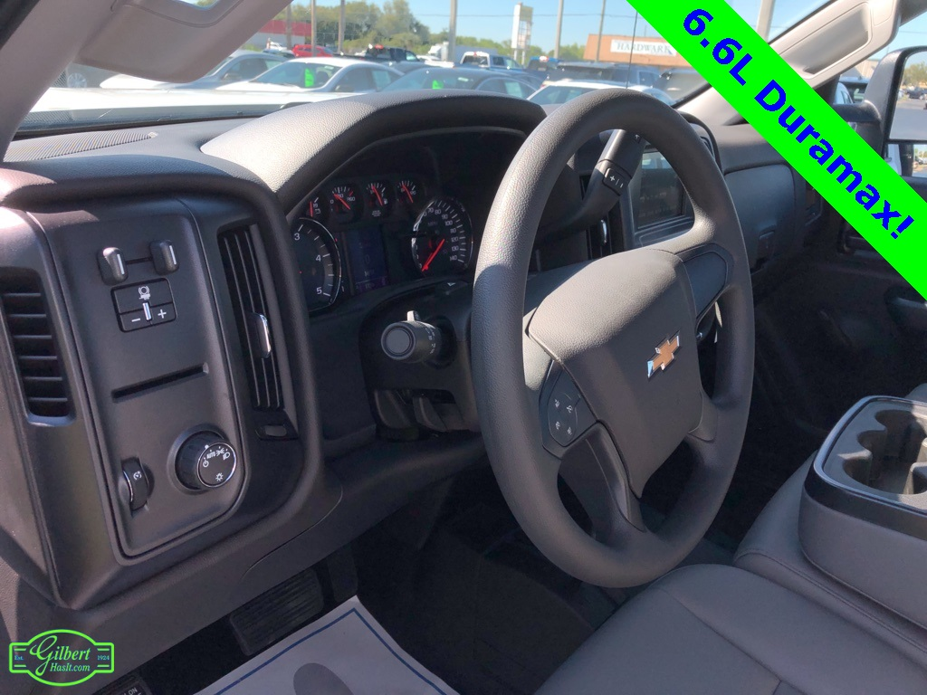 2019 Silverado 3500 Regular Cab DRW 4x4,  Knapheide Platform Body #NC9228 - photo 19