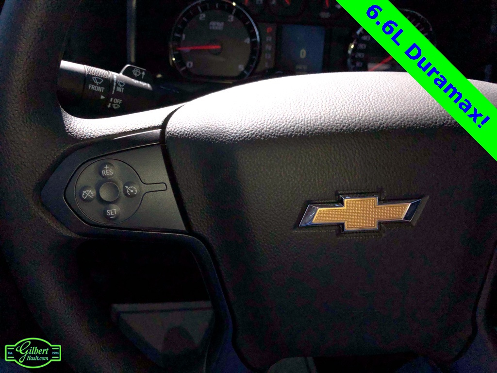 2019 Silverado 3500 Regular Cab DRW 4x4,  Knapheide Platform Body #NC9228 - photo 22