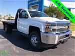 2019 Silverado 3500 Regular Cab DRW 4x4,  Knapheide Platform Body #NC9228 - photo 1