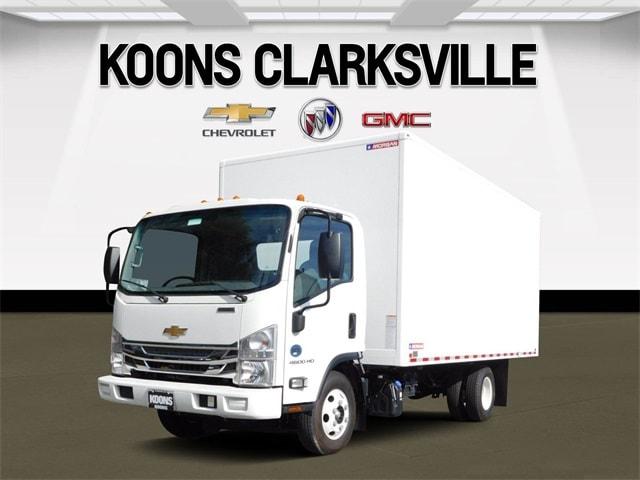 2017 Chevrolet LCF 4500HD Regular Cab RWD, Morgan Dry Freight #0C002823 - photo 1