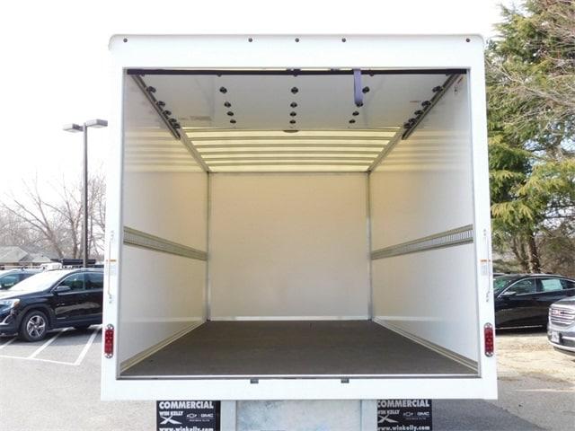 2017 LCF 4500HD Regular Cab 4x2, Morgan NexGen Dry Freight #0C002823 - photo 5