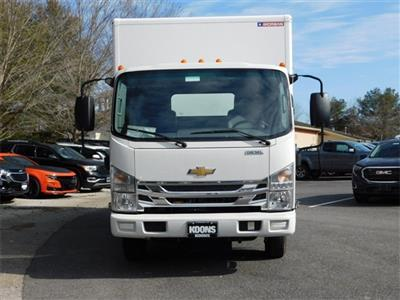 2017 Chevrolet LCF 4500HD Regular Cab RWD, Morgan NexGen Dry Freight #0C002823 - photo 3