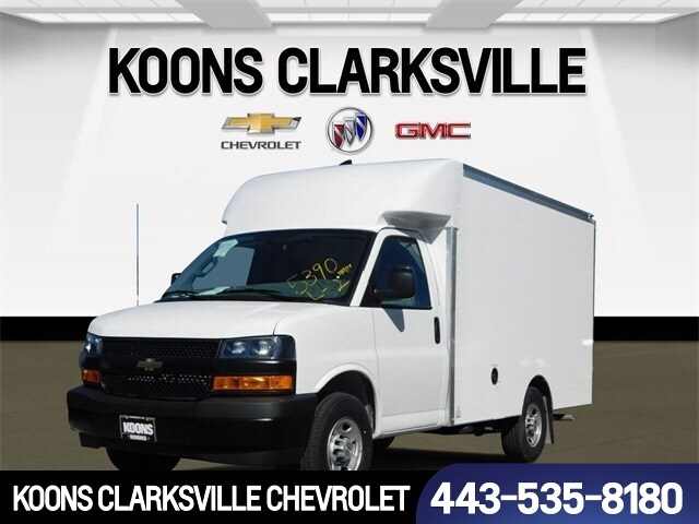2019 Chevrolet Express 3500 4x2, Supreme Cutaway Van #0C366303 - photo 1
