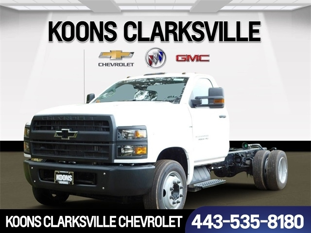 2019 Chevrolet Silverado 5500 Regular Cab DRW 4x2, Cab Chassis #0C611065 - photo 1