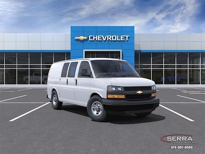 2021 Chevrolet Express 2500 4x2, Empty Cargo Van #C12690 - photo 1