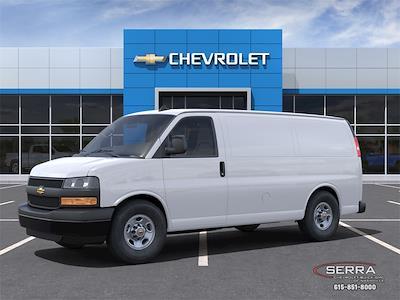 2021 Chevrolet Express 2500 4x2, Empty Cargo Van #C12690 - photo 3