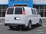 2021 Chevrolet Express 2500 4x2, Empty Cargo Van #C12690 - photo 2