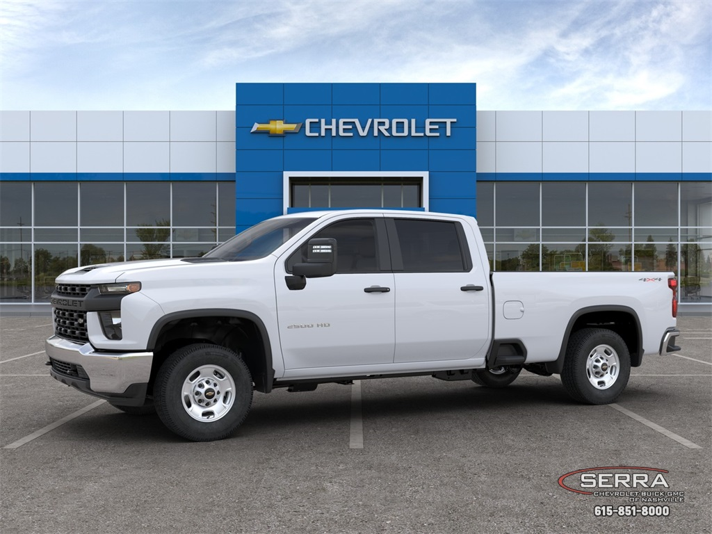 2020 Chevrolet Silverado 2500 Crew Cab 4x4, Pickup #C203751 - photo 3