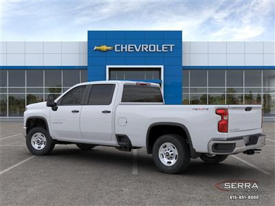 2020 Chevrolet Silverado 2500 Crew Cab 4x4, Pickup #C203751 - photo 4