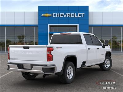 2020 Chevrolet Silverado 2500 Crew Cab 4x4, Pickup #C203751 - photo 2