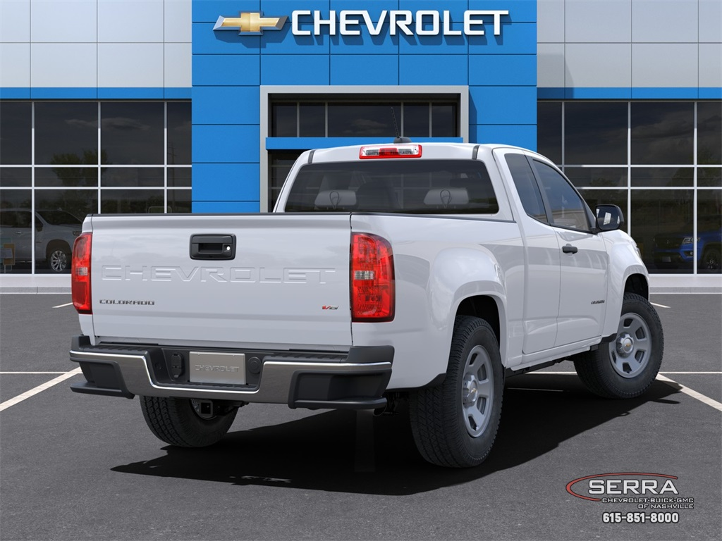 2021 Chevrolet Colorado Extended Cab 4x2, Pickup #C10043 - photo 2