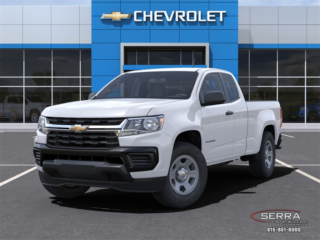2021 Chevrolet Colorado Extended Cab 4x2, Pickup #C10043 - photo 6