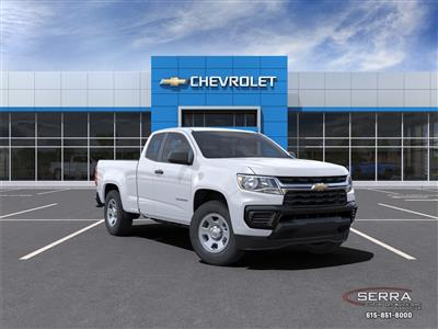 2021 Chevrolet Colorado Extended Cab 4x2, Pickup #C10043 - photo 1