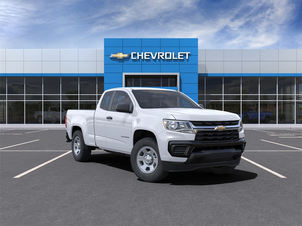 2021 Chevrolet Colorado Extended Cab 4x2, Pickup #C10111 - photo 1