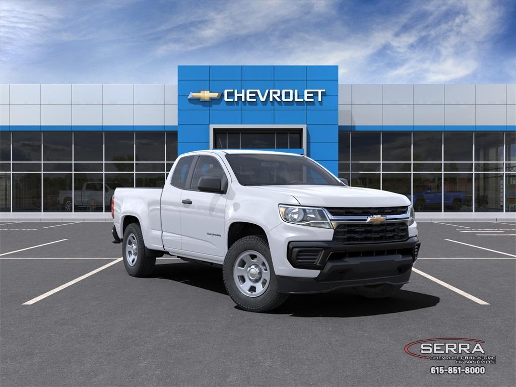 2021 Chevrolet Colorado Extended Cab 4x2, Pickup #C12549 - photo 1