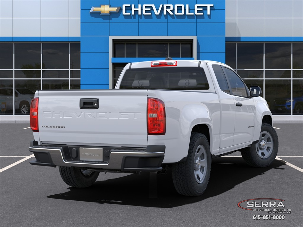 2021 Chevrolet Colorado Extended Cab 4x2, Pickup #C12549 - photo 2