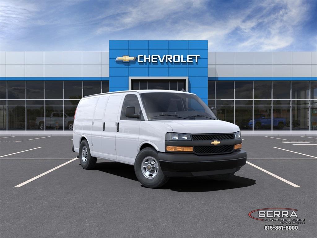 2021 Chevrolet Express 2500 4x2, Empty Cargo Van #C12555 - photo 1
