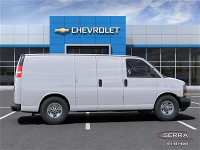 2021 Chevrolet Express 2500 4x2, Empty Cargo Van #C12555 - photo 5